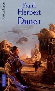Couverture du Cycle de dune de Frank Herbert - Tome 1