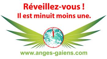 Réveil des Anges de Gaïa stickers