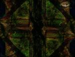 Fond d'écran : vision chamanique d'une Structure végétale
