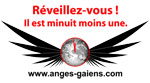 réveil Anges de Gaia Minutes to midnight